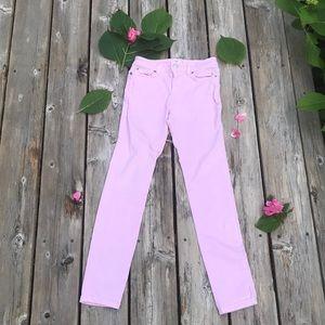 Rose pink Vineyard Vines Pants